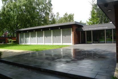 Frontansicht Eisenkunstgussmuseum