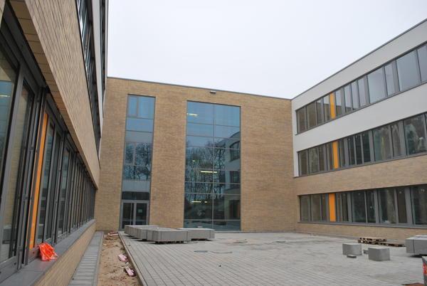 Innenhof 25.01.2017
