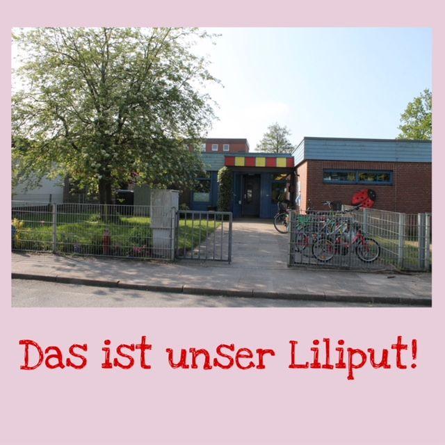 Das ist unser Liliput!