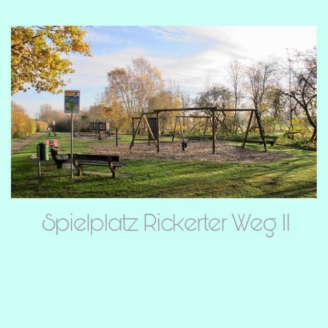 Spielplatz Rickerter Weg II